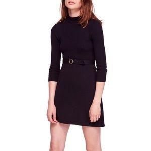 Free People French Girl Mini Dress
